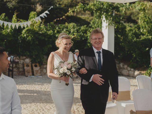 La boda de Mike y Janine en La Joya Nogales, Málaga 46