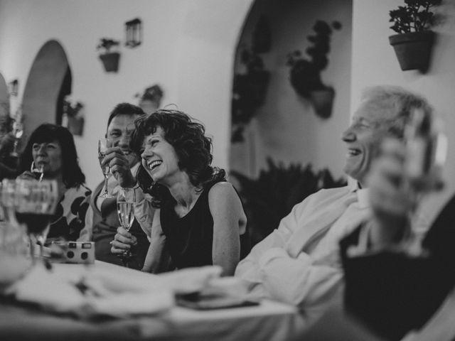 La boda de Mike y Janine en La Joya Nogales, Málaga 48