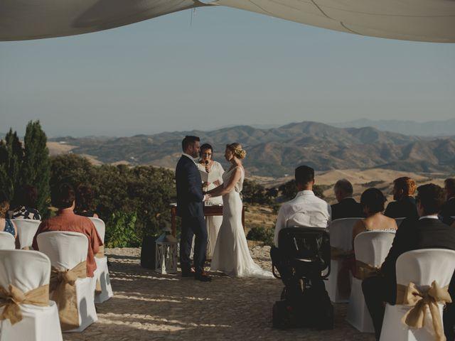 La boda de Mike y Janine en La Joya Nogales, Málaga 52