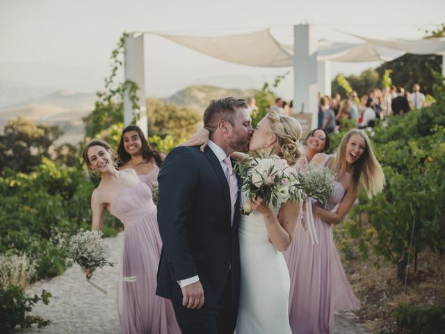 La boda de Mike y Janine en La Joya Nogales, Málaga 54