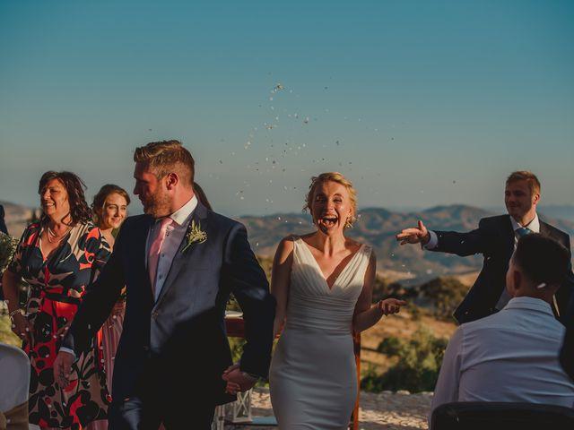 La boda de Mike y Janine en La Joya Nogales, Málaga 56