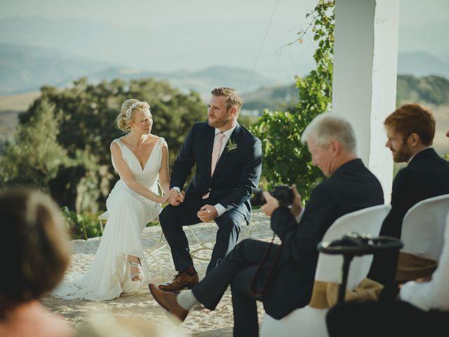 La boda de Mike y Janine en La Joya Nogales, Málaga 62