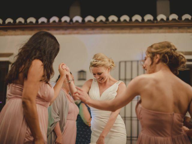 La boda de Mike y Janine en La Joya Nogales, Málaga 64