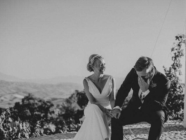 La boda de Mike y Janine en La Joya Nogales, Málaga 66