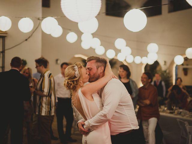 La boda de Mike y Janine en La Joya Nogales, Málaga 73