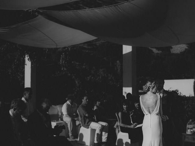 La boda de Mike y Janine en La Joya Nogales, Málaga 74