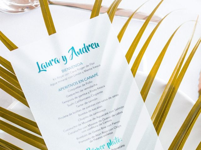 La boda de Andreu y Laura en Sant Josep De Sa Talaia/sant Josep De La, Islas Baleares 33
