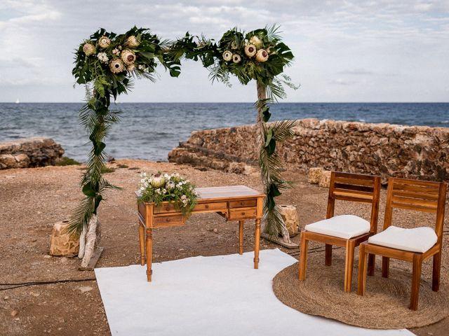 La boda de Andreu y Laura en Sant Josep De Sa Talaia/sant Josep De La, Islas Baleares 41
