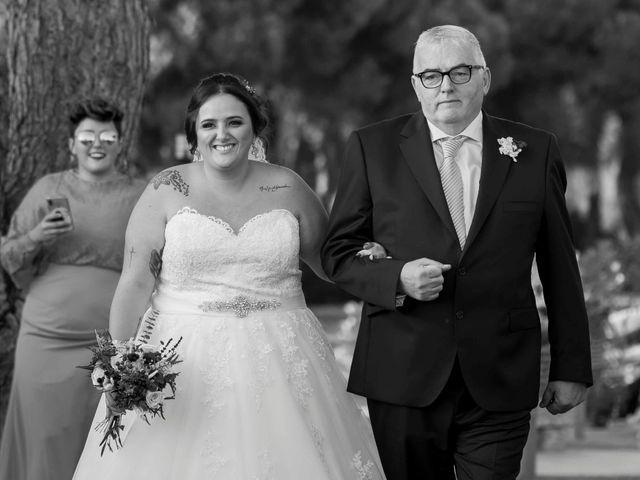 La boda de Jose luis  y Rocío  en Cartaya, Huelva 7