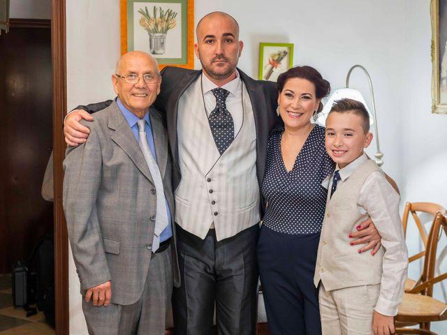 La boda de Jose luis  y Rocío  en Cartaya, Huelva 8
