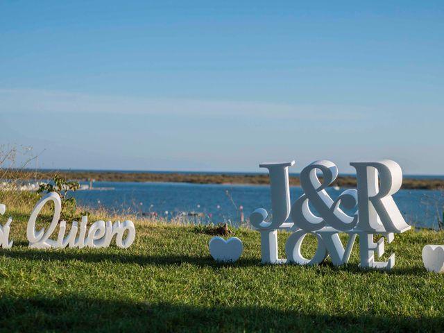 La boda de Jose luis  y Rocío  en Cartaya, Huelva 9