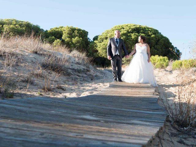 La boda de Jose luis  y Rocío  en Cartaya, Huelva 10