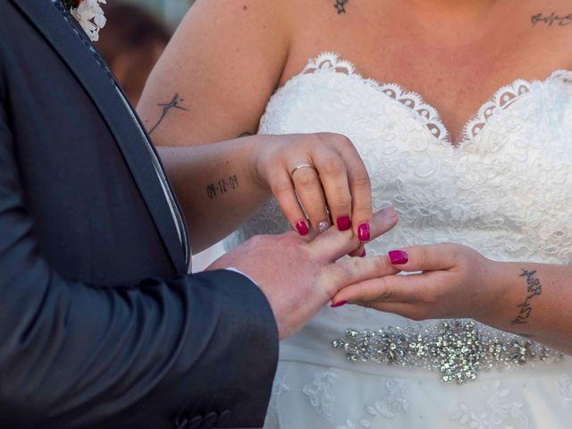 La boda de Jose luis  y Rocío  en Cartaya, Huelva 14