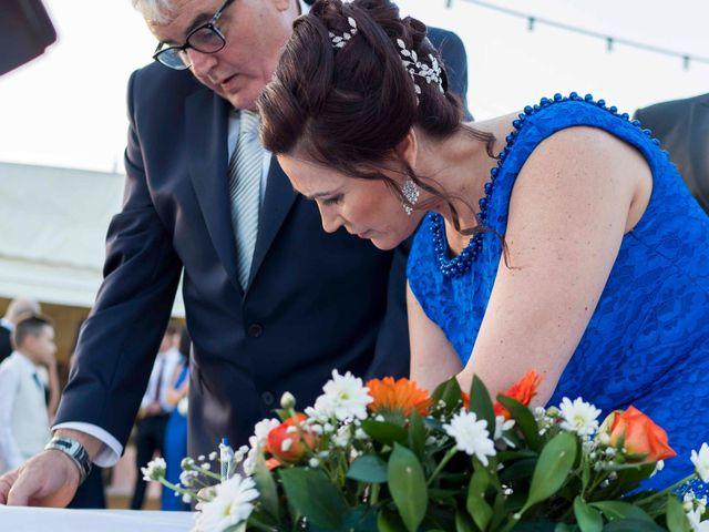 La boda de Jose luis  y Rocío  en Cartaya, Huelva 15
