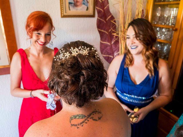 La boda de Jose luis  y Rocío  en Cartaya, Huelva 19