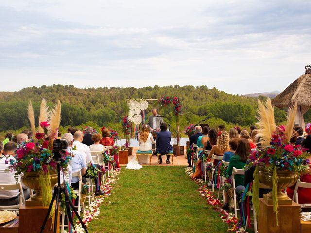 La boda de Álvaro y Geno  en Castellnovo, Castellón 13