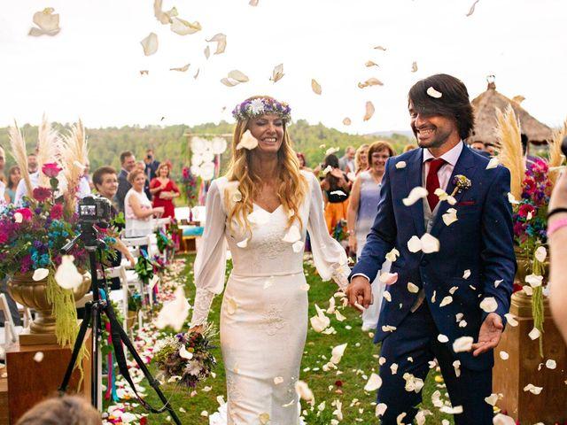 La boda de Álvaro y Geno  en Castellnovo, Castellón 15