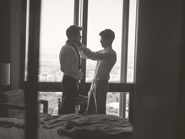 La boda de David y Manuel en Galapagar, Madrid 8