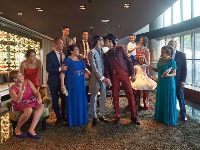 La boda de David y Manuel en Galapagar, Madrid 16