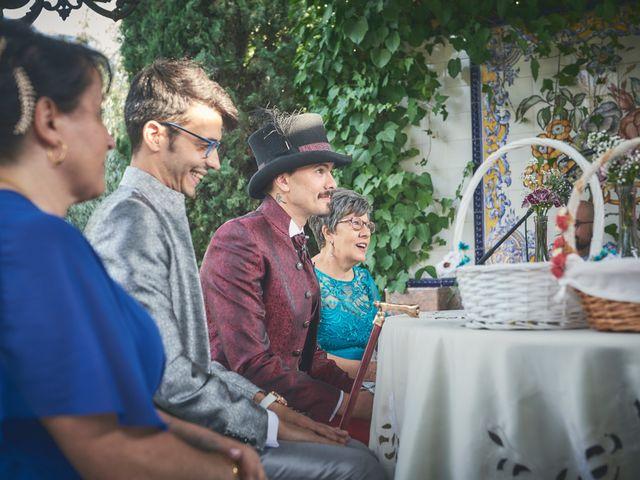 La boda de David y Manuel en Galapagar, Madrid 25