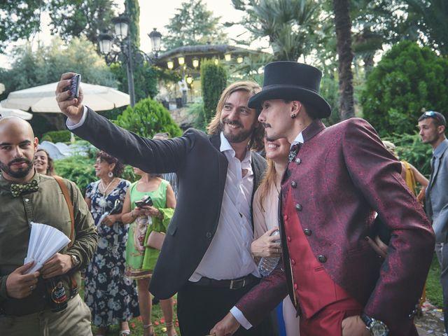 La boda de David y Manuel en Galapagar, Madrid 32