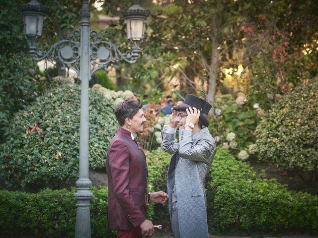 La boda de David y Manuel en Galapagar, Madrid 34