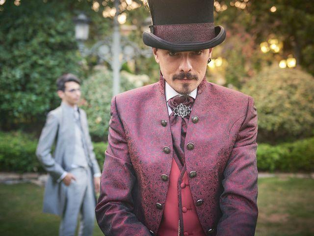 La boda de David y Manuel en Galapagar, Madrid 35