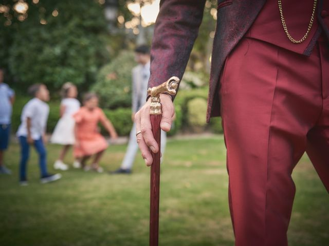 La boda de David y Manuel en Galapagar, Madrid 36