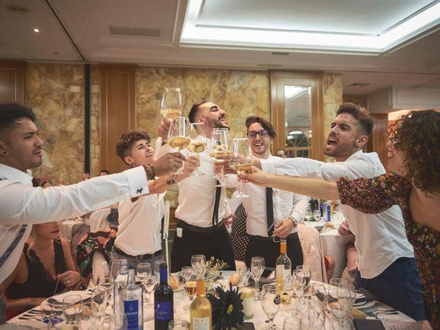 La boda de David y Manuel en Galapagar, Madrid 38