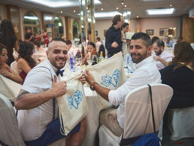 La boda de David y Manuel en Galapagar, Madrid 39