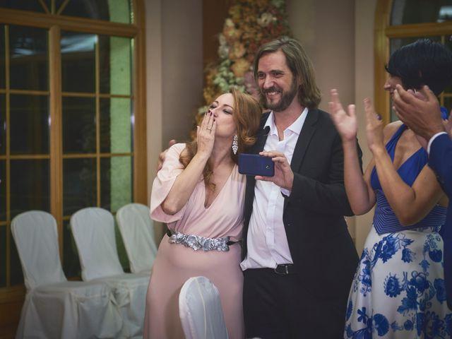 La boda de David y Manuel en Galapagar, Madrid 44