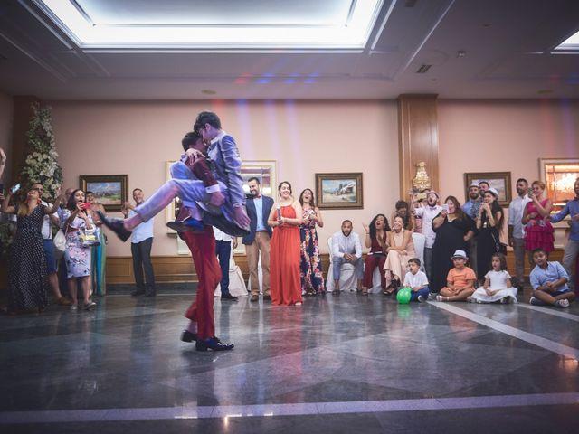La boda de David y Manuel en Galapagar, Madrid 47