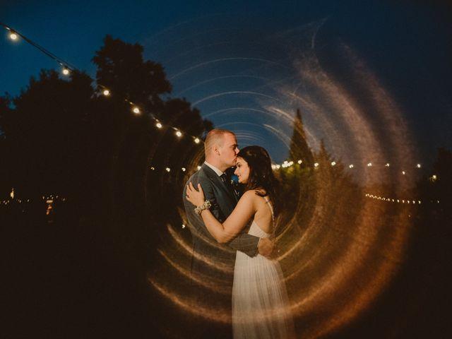 La boda de Rimaan y Nöel