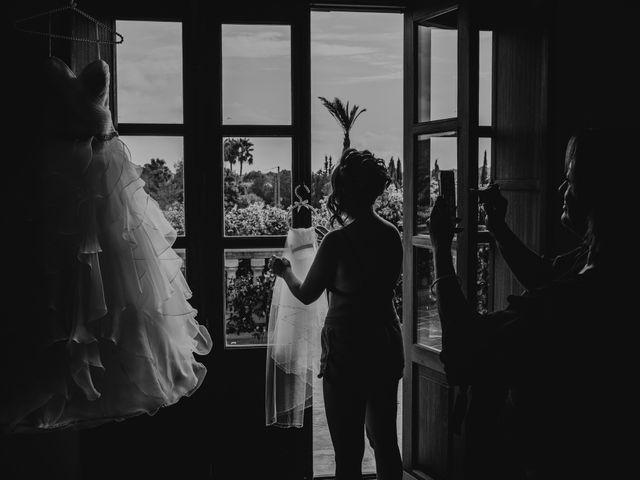 La boda de Adam y Rochelle en Alaro, Islas Baleares 22