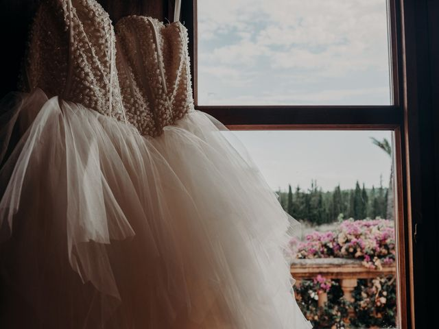 La boda de Adam y Rochelle en Alaro, Islas Baleares 23