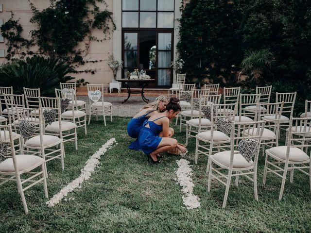 La boda de Adam y Rochelle en Alaro, Islas Baleares 61