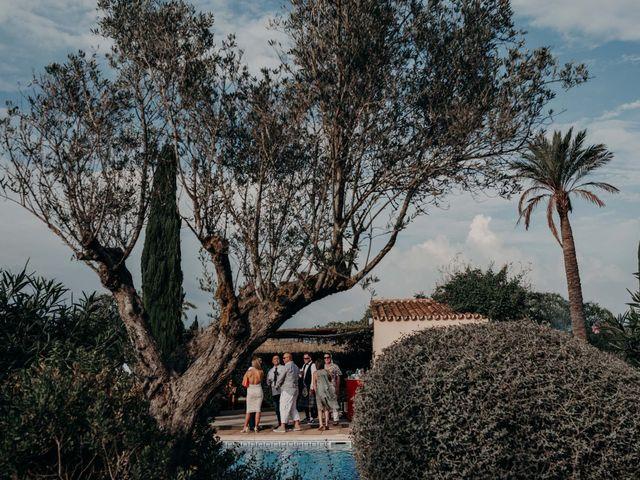 La boda de Adam y Rochelle en Alaro, Islas Baleares 62