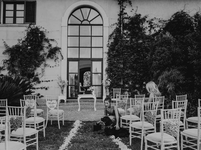 La boda de Adam y Rochelle en Alaro, Islas Baleares 69