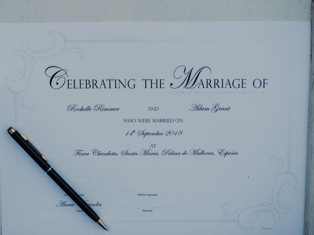 La boda de Adam y Rochelle en Alaro, Islas Baleares 71