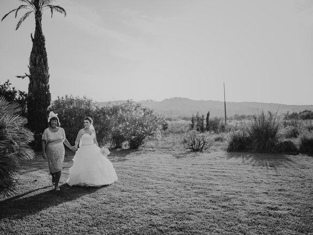 La boda de Adam y Rochelle en Alaro, Islas Baleares 75