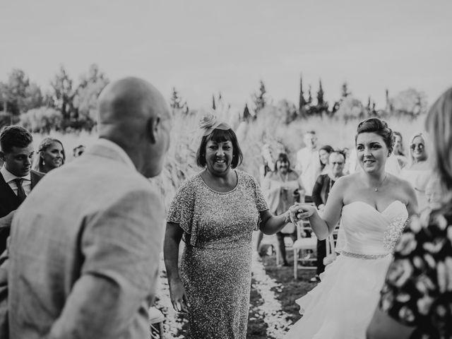 La boda de Adam y Rochelle en Alaro, Islas Baleares 78