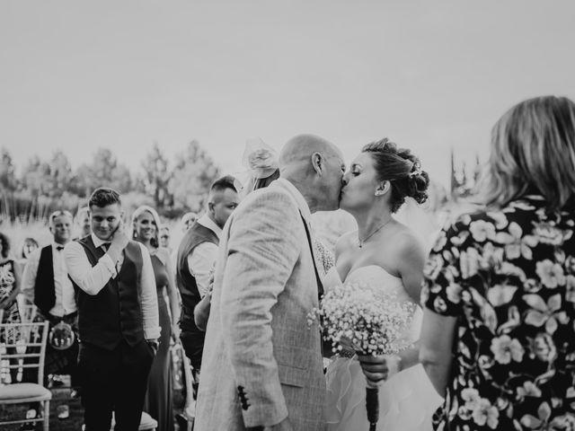 La boda de Adam y Rochelle en Alaro, Islas Baleares 80