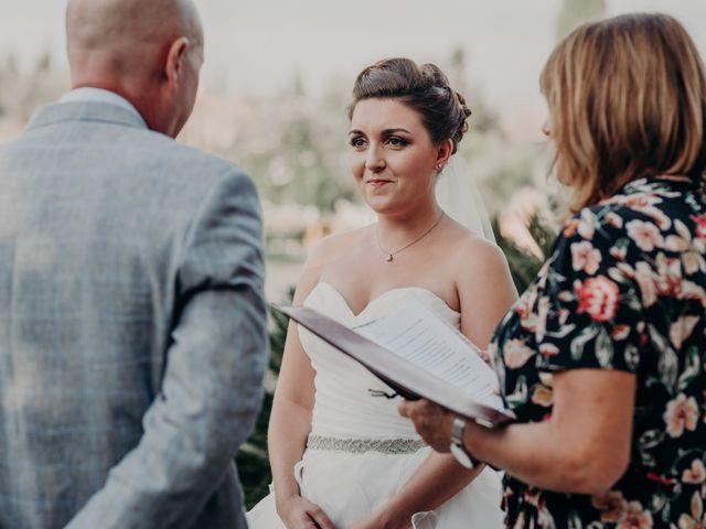 La boda de Adam y Rochelle en Alaro, Islas Baleares 82