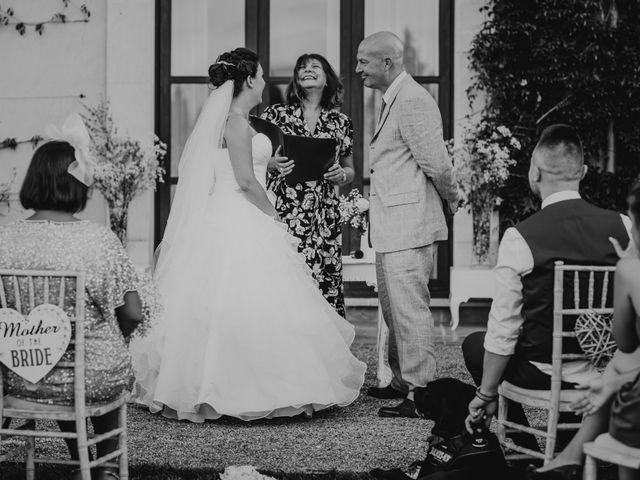 La boda de Adam y Rochelle en Alaro, Islas Baleares 88