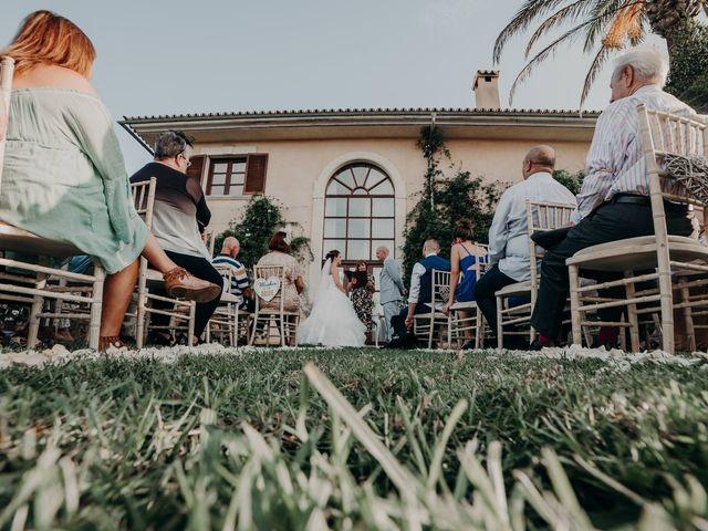 La boda de Adam y Rochelle en Alaro, Islas Baleares 89