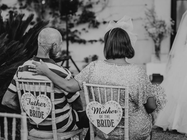 La boda de Adam y Rochelle en Alaro, Islas Baleares 91