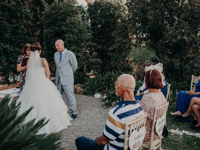 La boda de Adam y Rochelle en Alaro, Islas Baleares 93