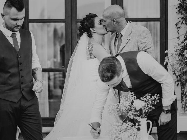La boda de Adam y Rochelle en Alaro, Islas Baleares 103