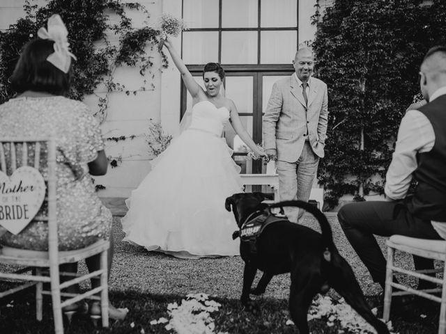 La boda de Adam y Rochelle en Alaro, Islas Baleares 107