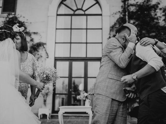 La boda de Adam y Rochelle en Alaro, Islas Baleares 109